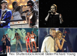 18 Best Brit Awards Performances EVER