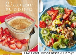 10 Recipes To Get Your Kids Eating Quinoa For Breakfast