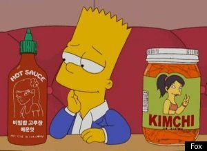 Simpsons Food Episode