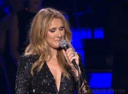 Une Céline Dion forte remonte sur scène (VIDÉO/PHOTOS)