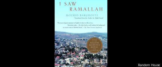 I SAW RAMALLAH MOURID BARGHOUTI