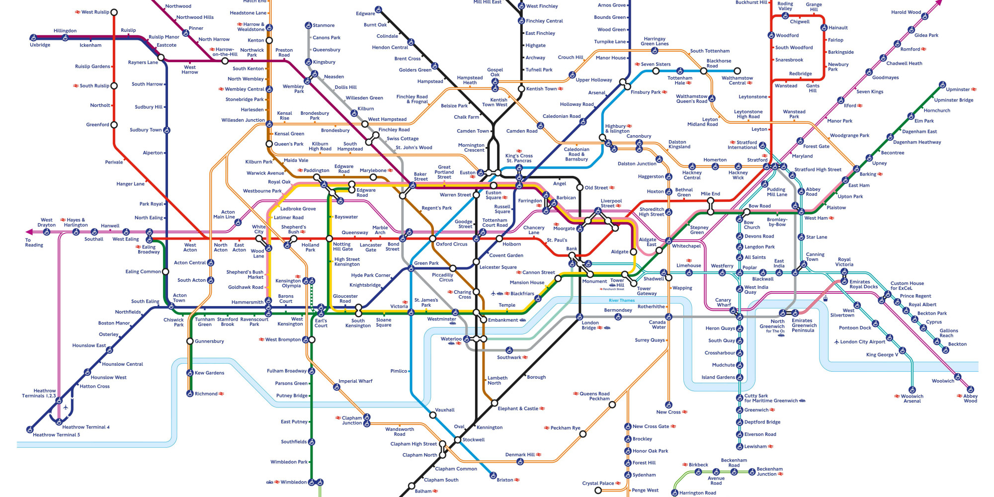london tube map photos superepus news
