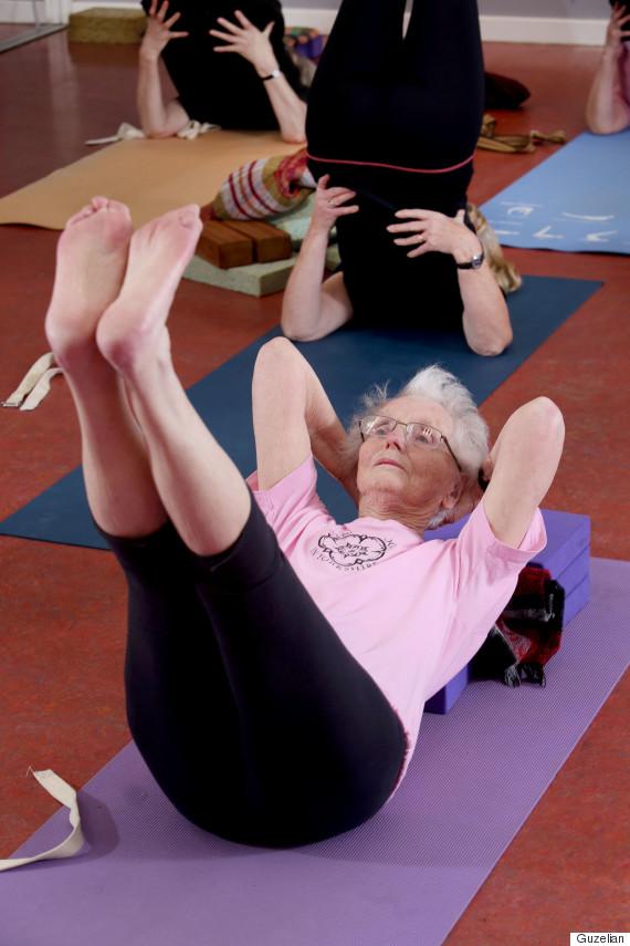 100yearold yogi