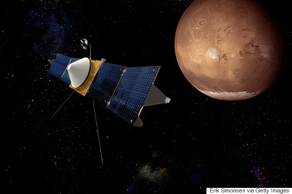 mars spacecraft