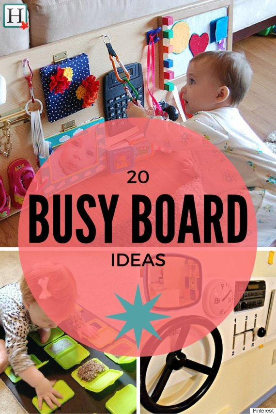 9 Month Old Baby Toy Ideas