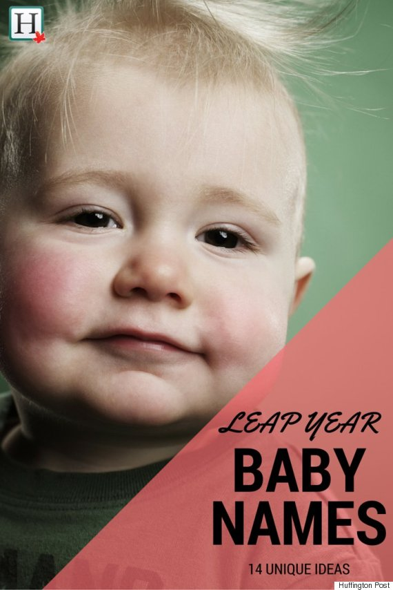 leap year baby names