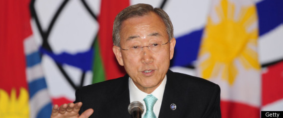 Green Climate Fund Ban Ki Moon
