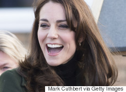 Kate Middleton Pulls A Steve Jobs - Kind Of