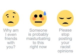 Facebook Reactions We ACTUALLY Want