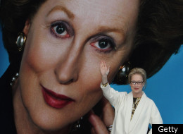 Meryl Streep honorée à Berlin