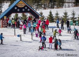 Ski et plus pour la relâche scolaire
