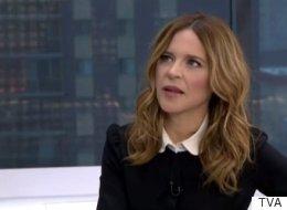 Julie Snyder se confie pour la première fois sur sa rupture (VIDÉO)
