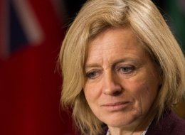 Notley Says She Was 'Bemused' By Brian Jean's Joke