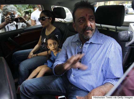 sanjay dutt wife