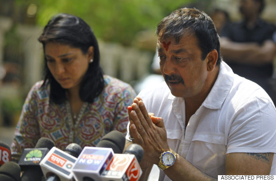 sanjay dutt priya dutt