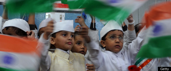 CHILDRENS DAY 2011 INDIA