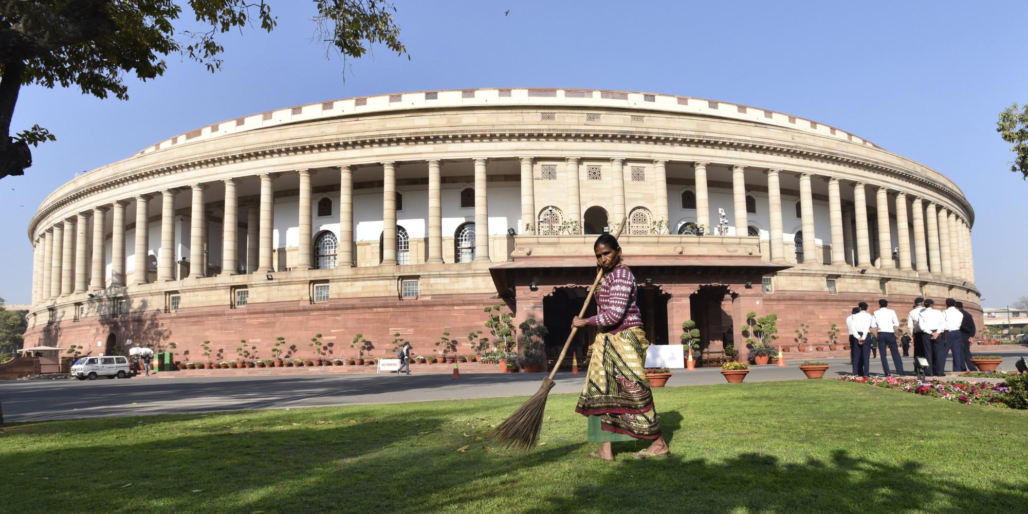 Indien Parlament