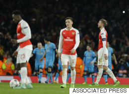 Are Arsenal Getting Ready to Throw Away Their Best Title Shot in Years?