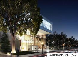 Pavillon Pierre-Lassonde du MNBAQ: Un écrin de verre pour l'art contemporain (PHOTOS)