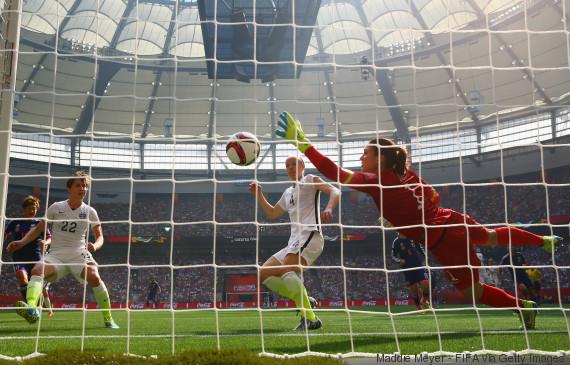 hope solo soccer