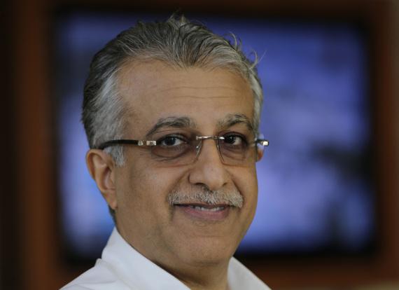 sheikh salman bin ibrahim alkhalifa