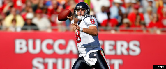 Matt Schaub Injury