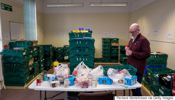 food bank uk