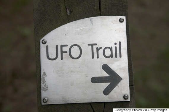 rendlesham forest ufo
