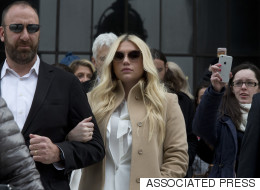 Sony Break Silence On Kesha Legal Dispute