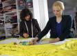 Anke Domaske, German Fashion Designer, Creates Environmentally Friendly Clothing Made From Milk