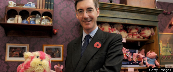 JACOB REES MOGG BAGPUSS