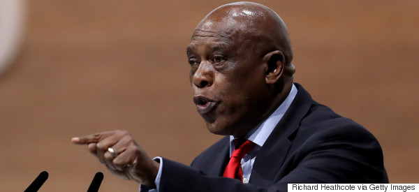 Tokyo Sexwale's Withdrawal From The Fifa Race Drew The Juvenile Response You'd Expect