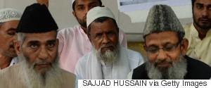 MUSLIM PROTEST NEW DELHI
