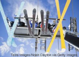 Relâche scolaire: les stations de ski espèrent se renflouer
