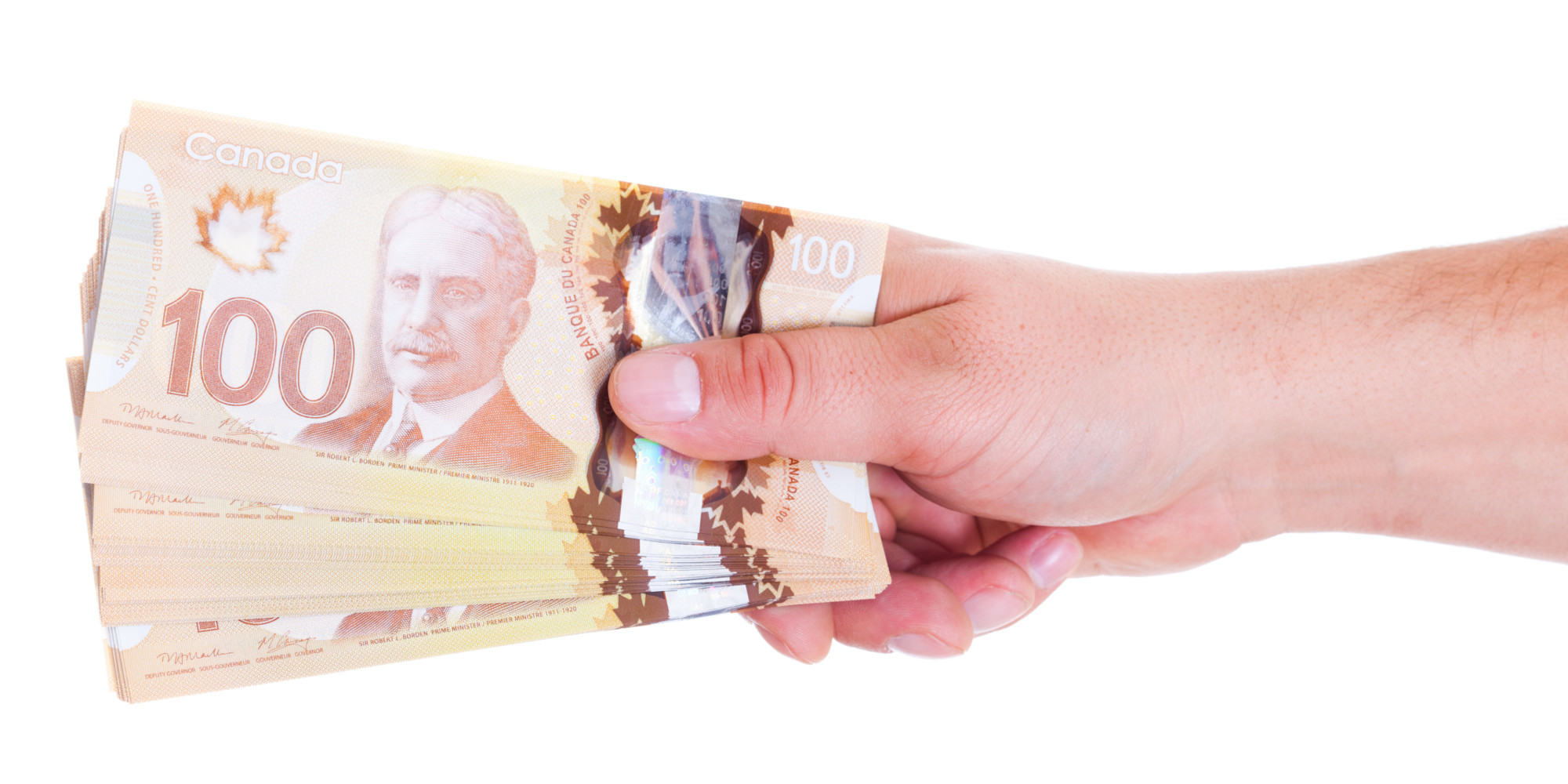 how to get money to buy a business in canada