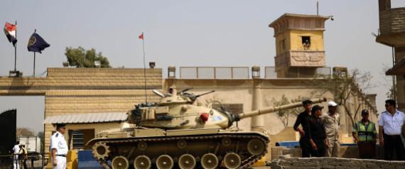 SCORPIO PRISON IN EGYPT