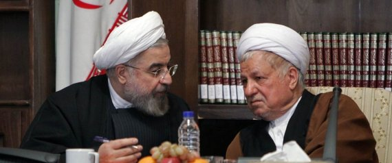 RAFSANJANI AND ROHANI