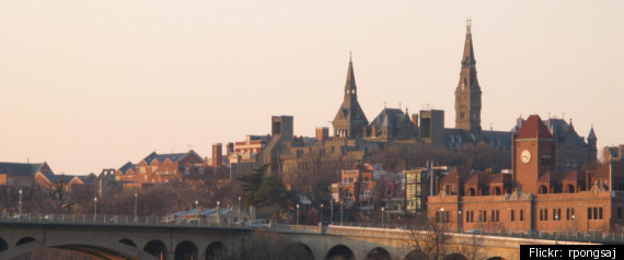 Georgetown Students Criticized For Not Joining Occupy Protests
