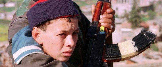 ARMED GROUPS IN ALGERIA