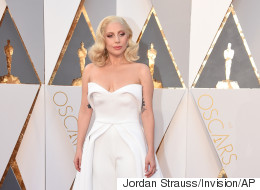 Lady Gaga Brought Old Hollywood Back To The Oscars
