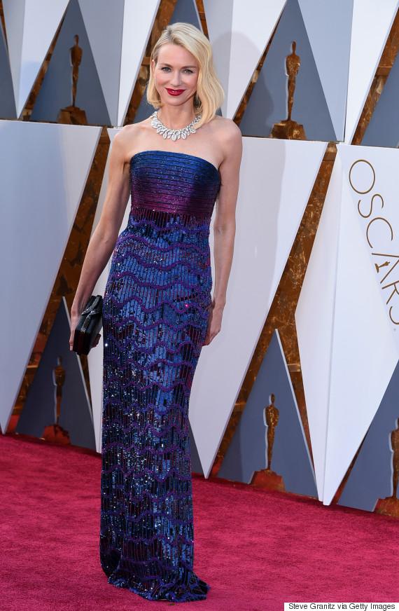 Oscars 2016: le mauve vole la vedette sur le tapis rouge ...