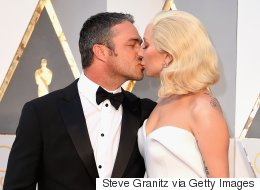 Lady Gaga And Taylor Kinney Lead Cute Couples On The Oscars Red Carpet