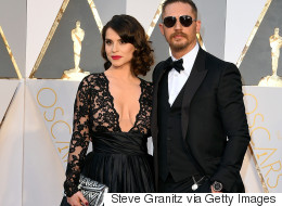 We're In Full Swoon Over These Pics Of Tom Hardy At The Oscars