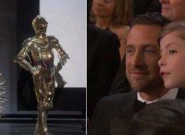 El momento más tierno de los Oscar 2016