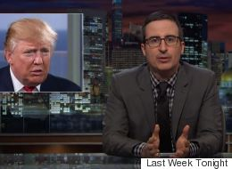 John Oliver Finally Takes On Donald Trump And Absolutely Destroys Him