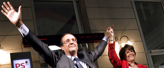 hollande aubry 2011
