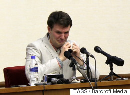 US Student Held In North Korea Sobs As He Begs State For Forgiveness