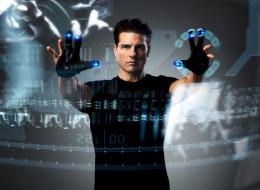 Sony a déposé des brevets pour un gant façon Minority Report