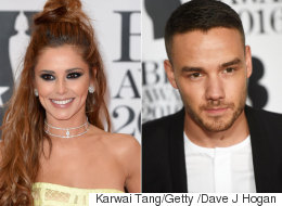 Cheryl And Liam Were Sending Loved-Up Messages Right Underneath Our Noses
