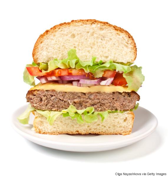 half burger